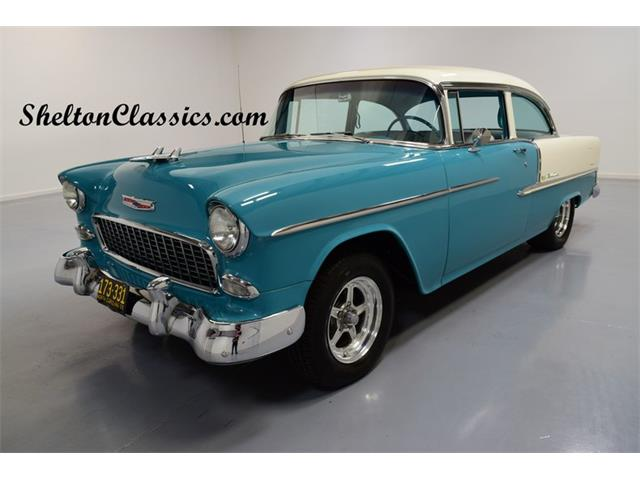 1955 Chevrolet Bel Air (CC-1043162) for sale in Mooresville, North Carolina