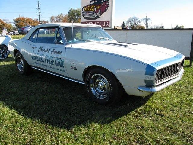 1967 Chevrolet Camaro (CC-1043332) for sale in Troy, Michigan