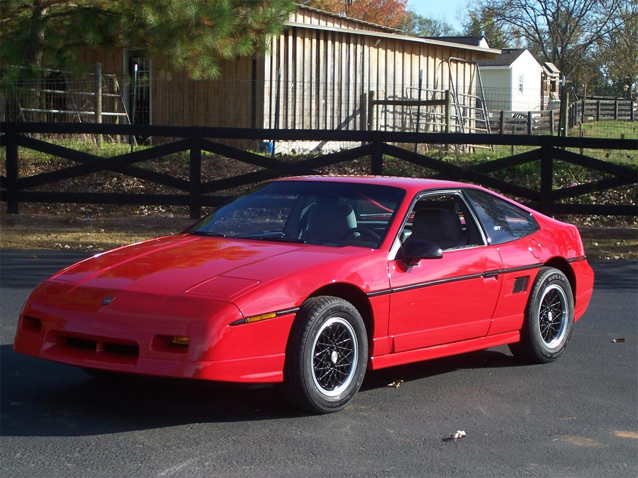 1988 Pontiac Fiero (CC-1043443) for sale in Alpharetta, Georgia