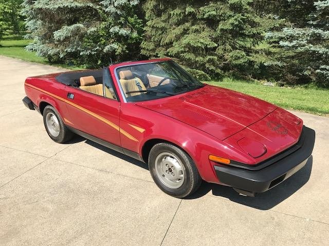 1979 Triumph TR7 (CC-1043476) for sale in Bedford Heights, Ohio