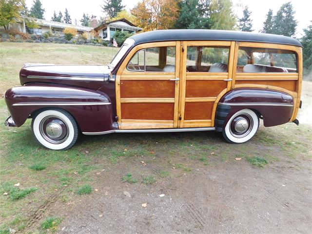 1947 Ford Woody Wagon (CC-1040035) for sale in Vashon, Washington