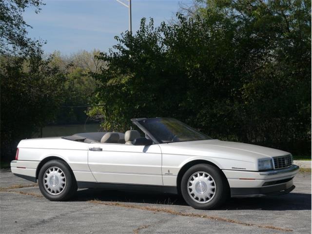 1993 Cadillac Allante (CC-1043540) for sale in Alsip, Illinois