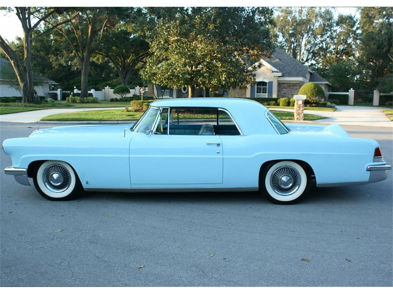 1956 Lincoln Continental Mark II (CC-1043754) for sale in lakeland, Florida