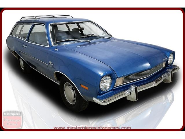 1973 Ford Pinto (CC-1043770) for sale in Whiteland, Indiana