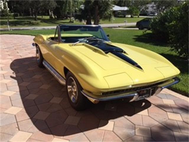 1967 Chevrolet Corvette (CC-1043830) for sale in Jupiter, Florida