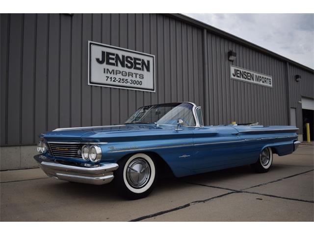 1960 Pontiac Bonneville (CC-1044517) for sale in Sioux City, Iowa