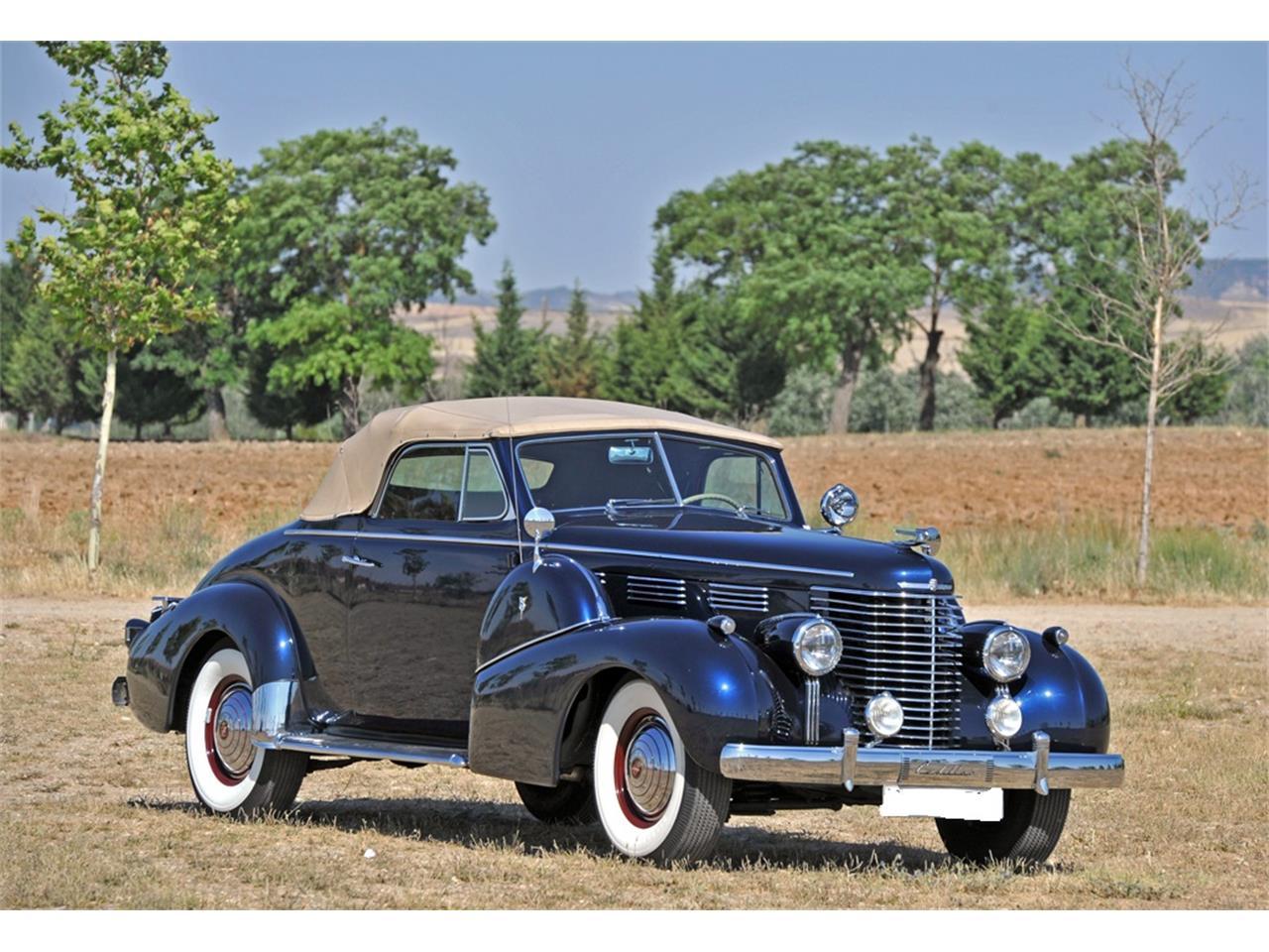 1938 Cadillac Series 60 for Sale | ClassicCars.com | CC ...