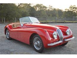 1952 Jaguar XK120 (CC-1045268) for sale in Lebanon, Tennessee