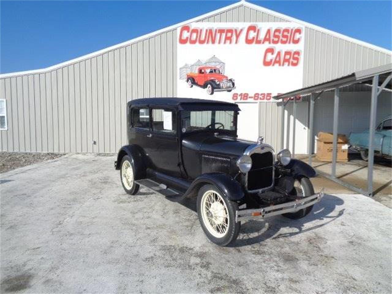 1929 Ford Model A (CC-1045447) for sale in Staunton, Illinois