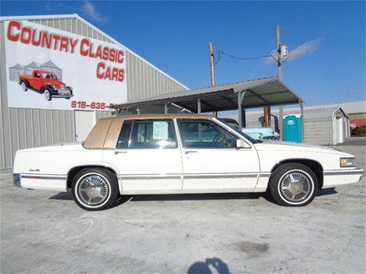 1991 Cadillac DeVille (CC-1045449) for sale in Staunton, Illinois