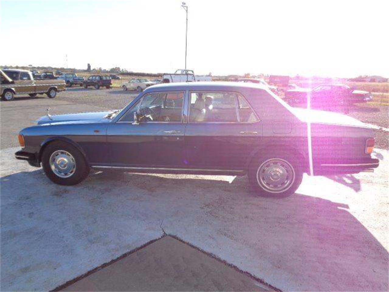 1981 Rolls-Royce Silver Spur (CC-1045455) for sale in Staunton, Illinois