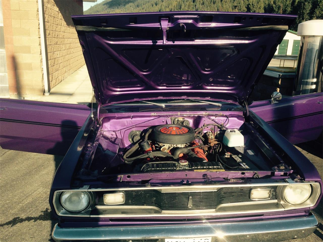 1970 Plymouth Duster (CC-1045952) for sale in Creston, British Columbia