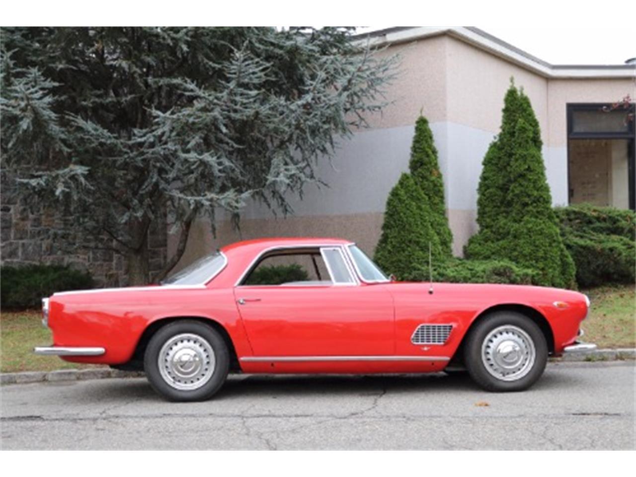 1961 Maserati 3500 For Sale Classiccarscom Cc 1046136
