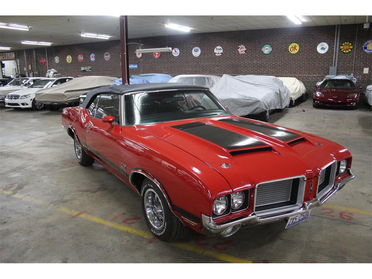 1972 Oldsmobile Cutlass (CC-1046230) for sale in LAKE ZURICH, Illinois