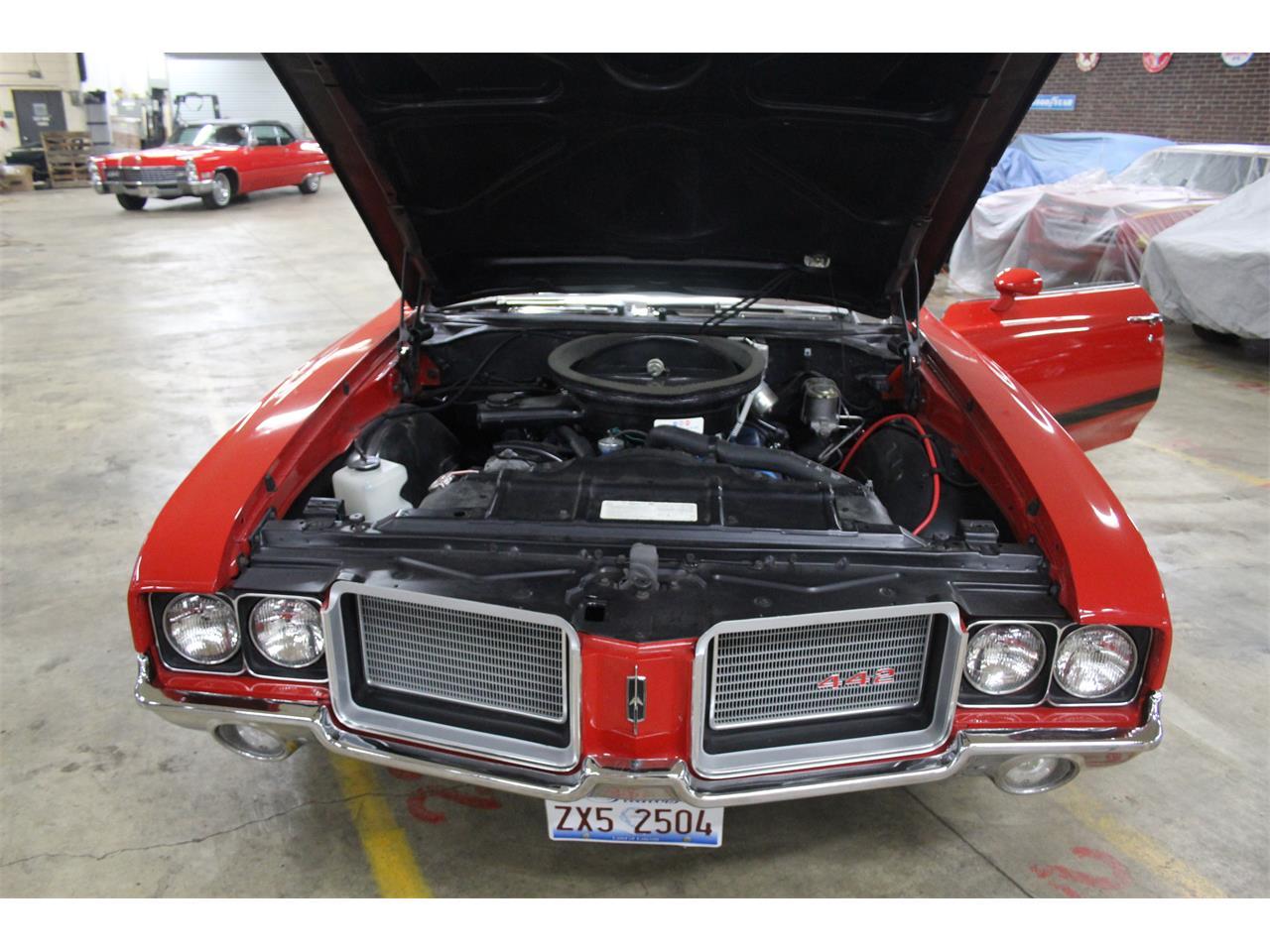 1972 Oldsmobile Cutlass (CC-1046230) for sale in LAKE ZURICH, Illinois