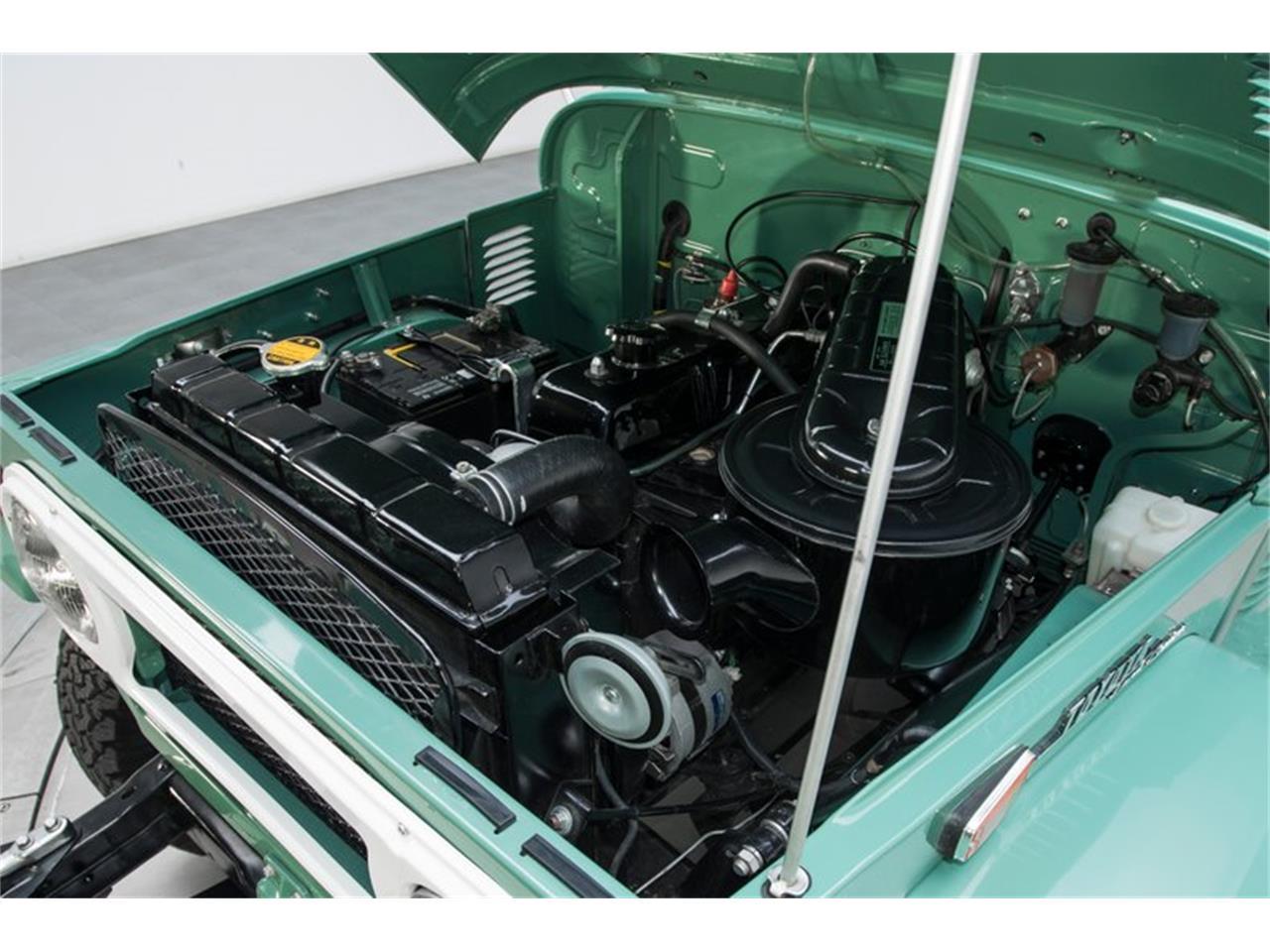 1972 Toyota Land Cruiser FJ (CC-1046535) for sale in Charlotte, North Carolina