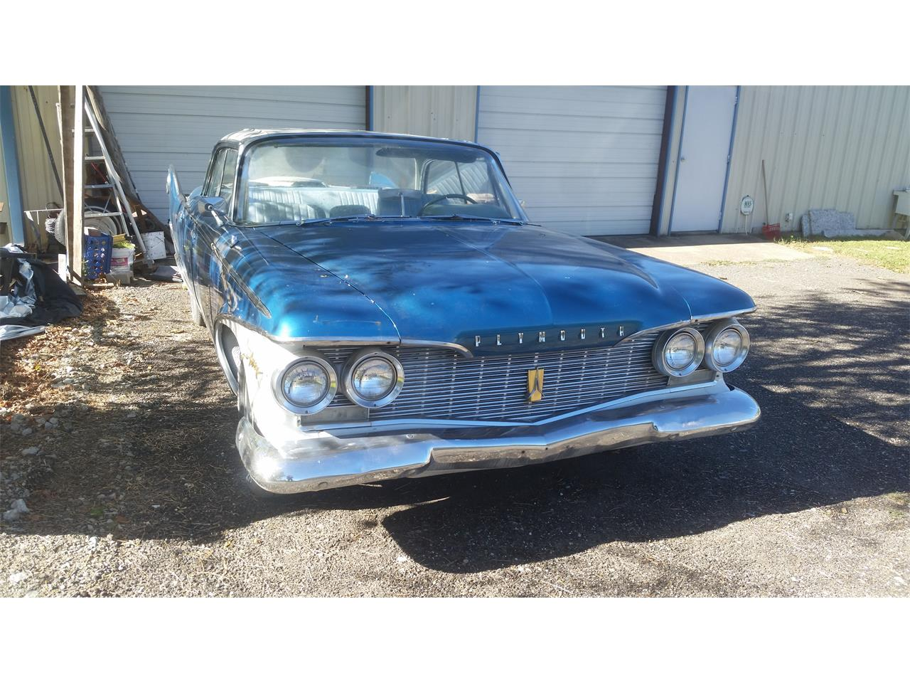 1960 Plymouth Fury (CC-1046687) for sale in Canton, Texas