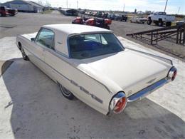 1962 Ford Thunderbird (CC-1046727) for sale in Staunton, Illinois