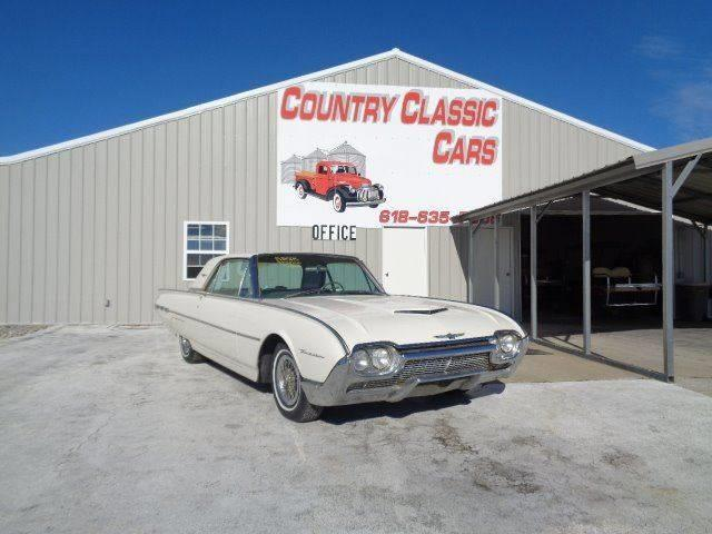1962 Ford Thunderbird (CC-1046727) for sale in Staunton, Illinois