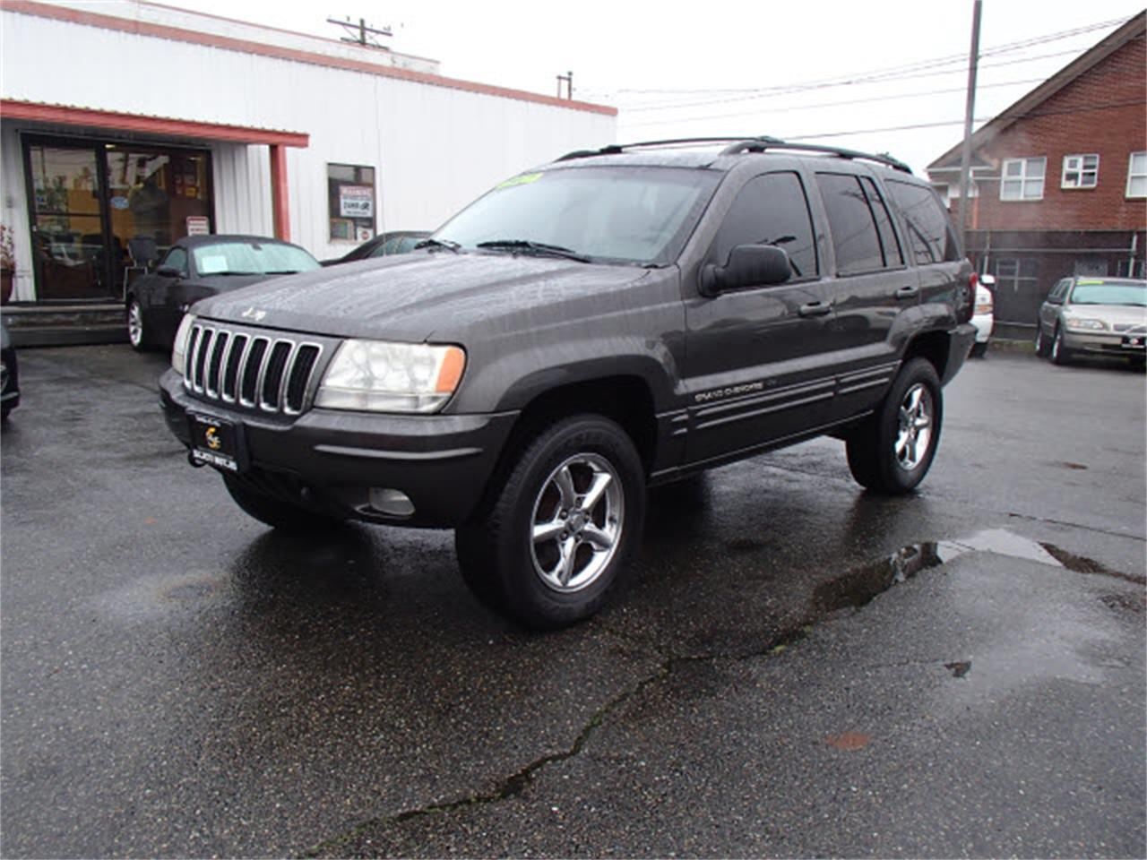 Top Jeep 2002 Jeep Grand Cherokee For Sale