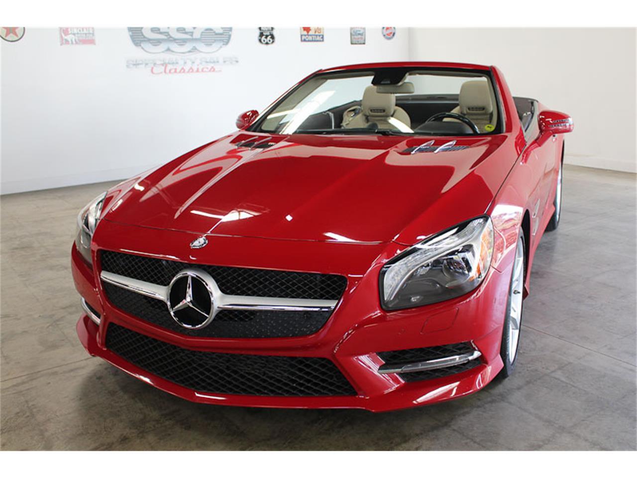 2013 Mercedes-Benz SL550 for Sale   ClassicCars.com   CC ...