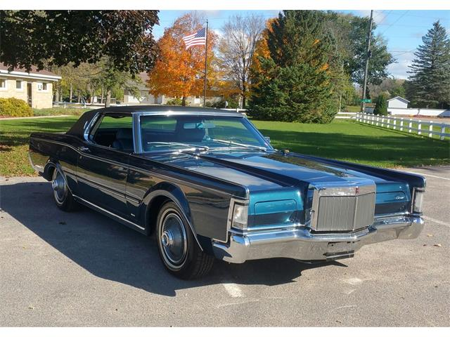 1969 Lincoln Continental Mark Iii For Sale Classiccars Com Cc 1047027
