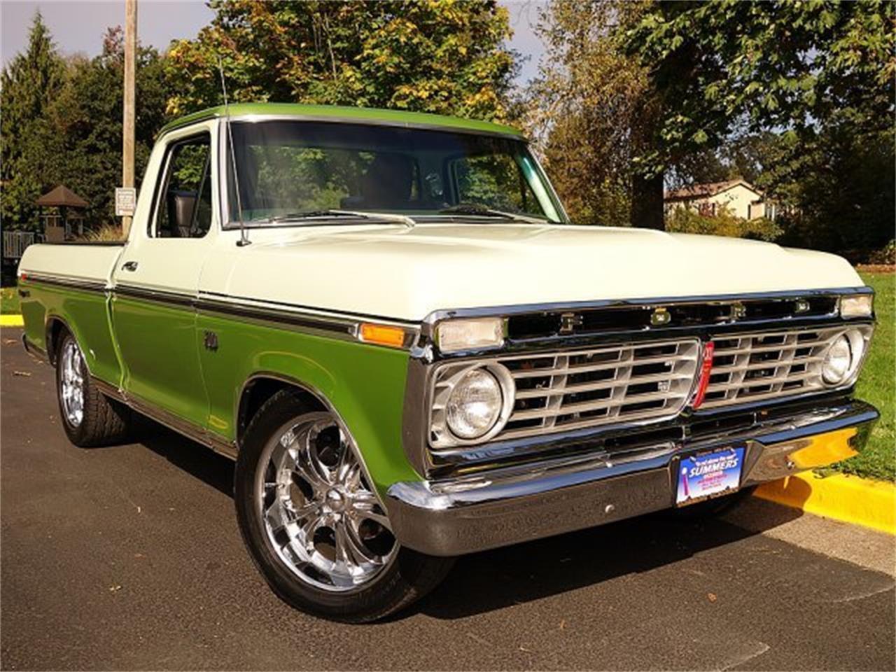 1973 Ford F100 For Sale Classiccars Com Cc 1047052