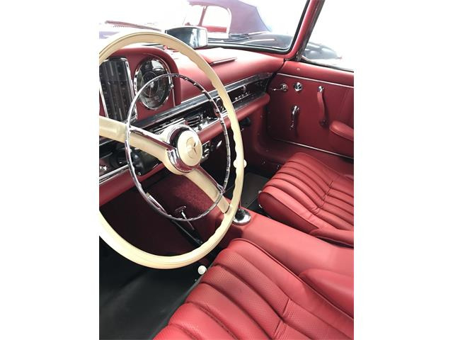 1961 Mercedes-Benz 300SL (CC-1047180) for sale in Portsmouth, Rhode Island