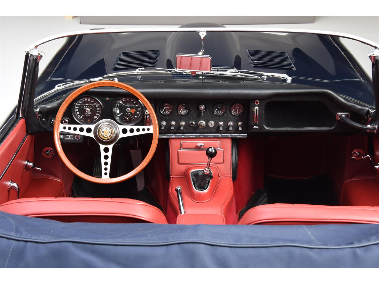 1967 Jaguar XKE (CC-1047183) for sale in Portsmouth, Rhode Island