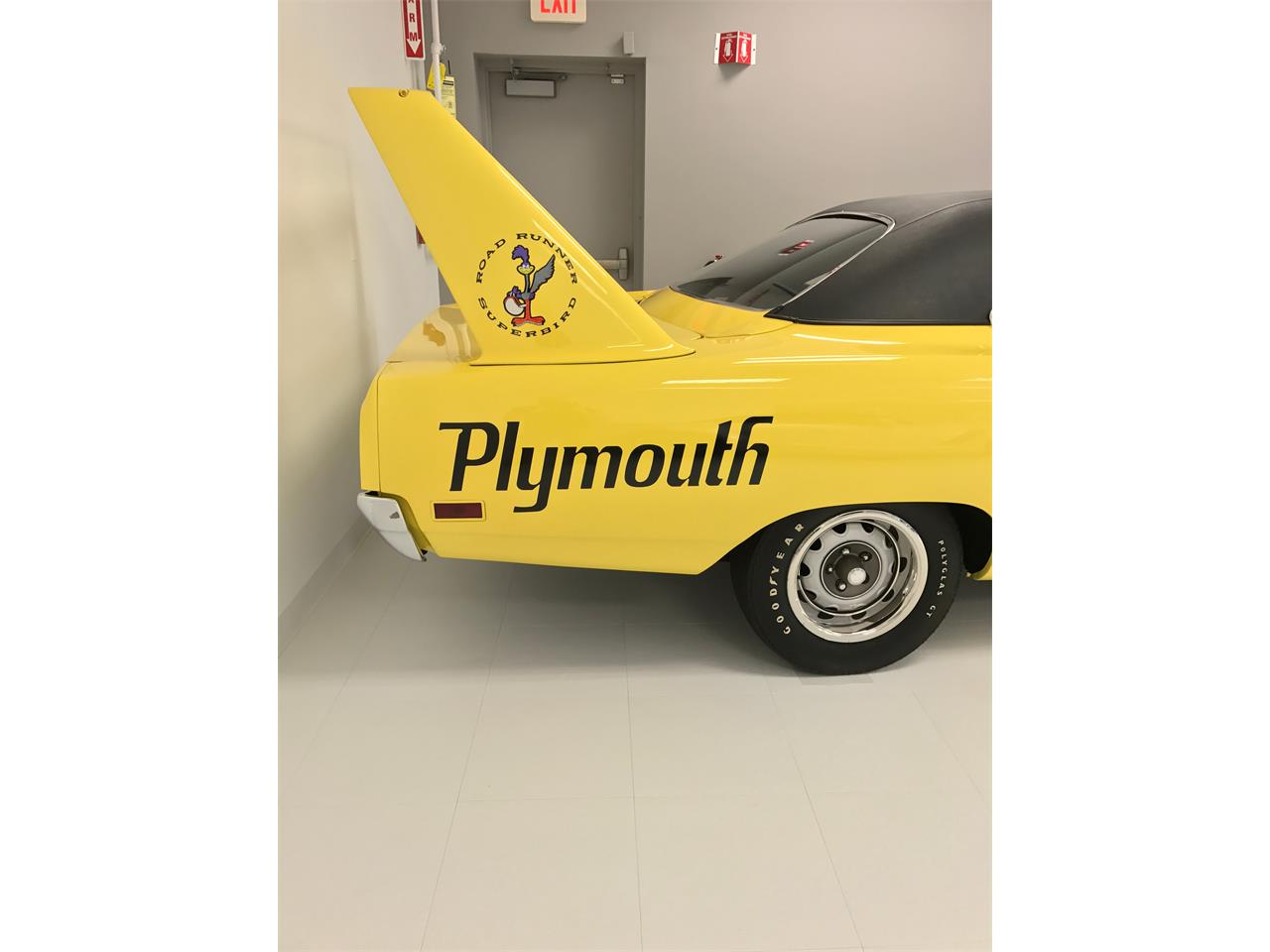 1970 Plymouth Superbird (CC-1047188) for sale in Portsmouth, Rhode Island