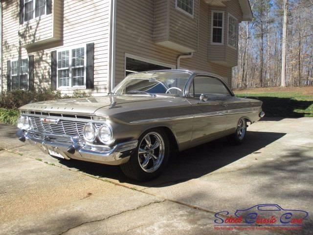 1961 Chevrolet Impala (CC-1047253) for sale in Hiram, Georgia