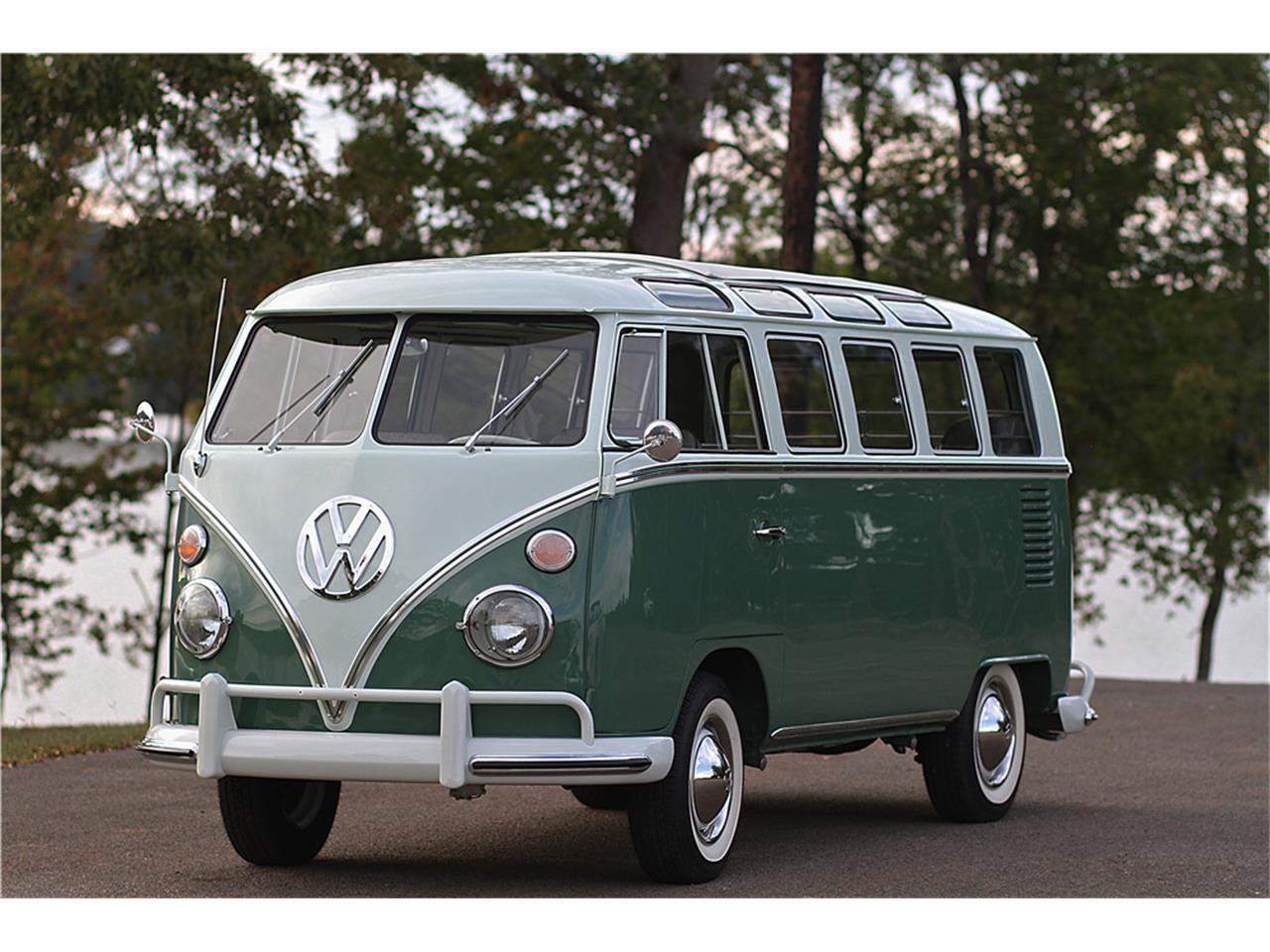 1965 Volkswagen Bus For Sale Classiccars Com Cc 1047633