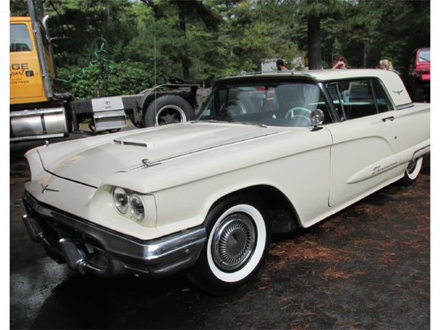 1960 Ford Thunderbird (CC-1047742) for sale in New Bedford, Massachusetts