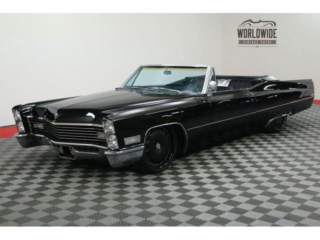 1967 cadillac deville for sale | classiccars.com | cc-1047895  classic cars