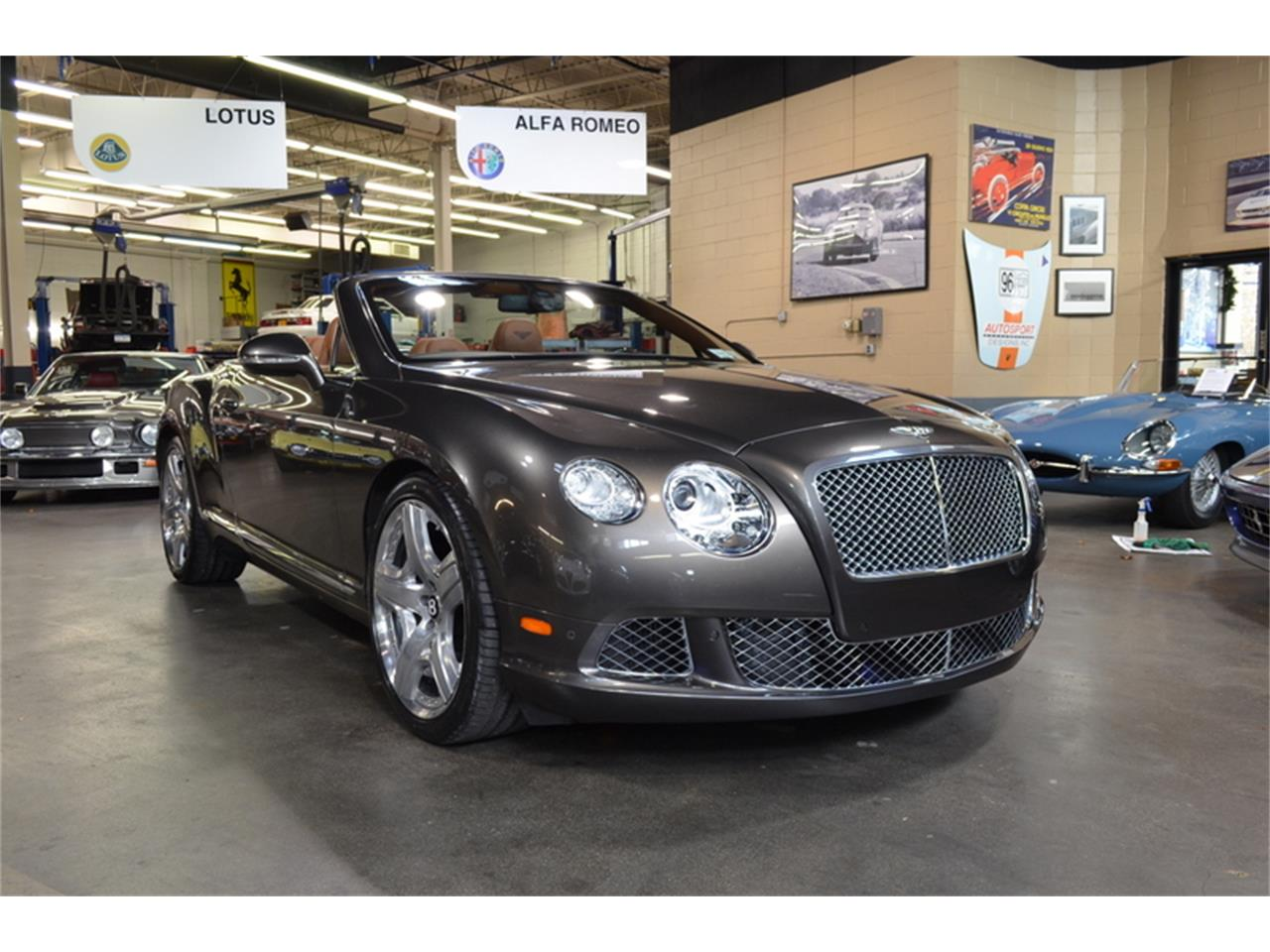2013 Bentley Continental GTC For Sale
