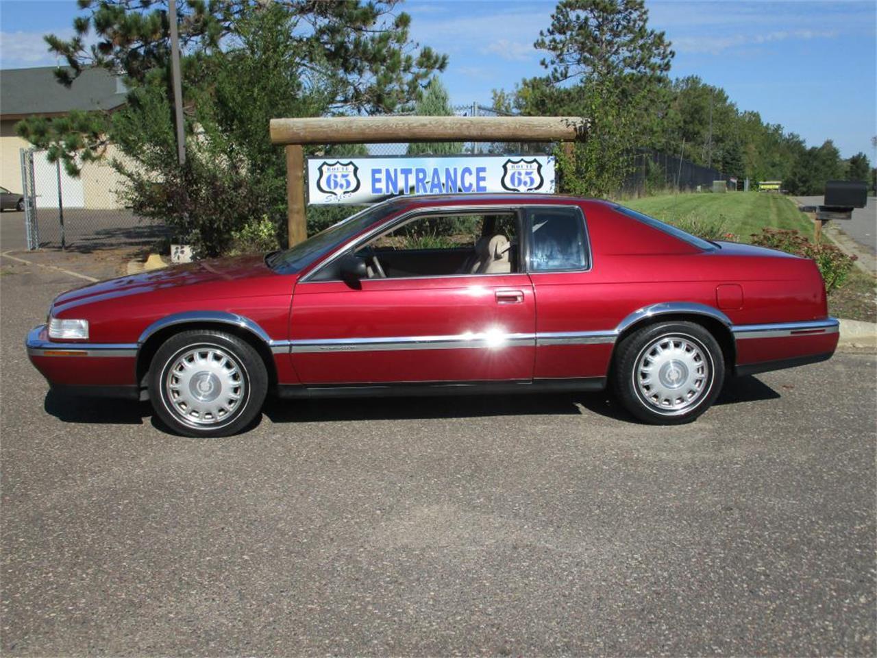 1992 cadillac eldorado for sale classiccars com cc 1047974 1992 cadillac eldorado for sale