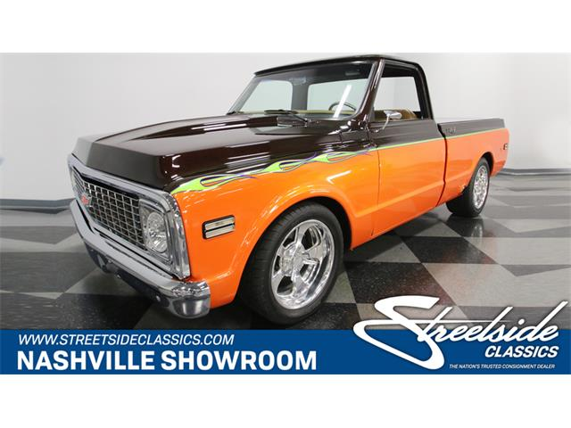 1972 Chevrolet C10 (CC-1048140) for sale in Lavergne, Tennessee