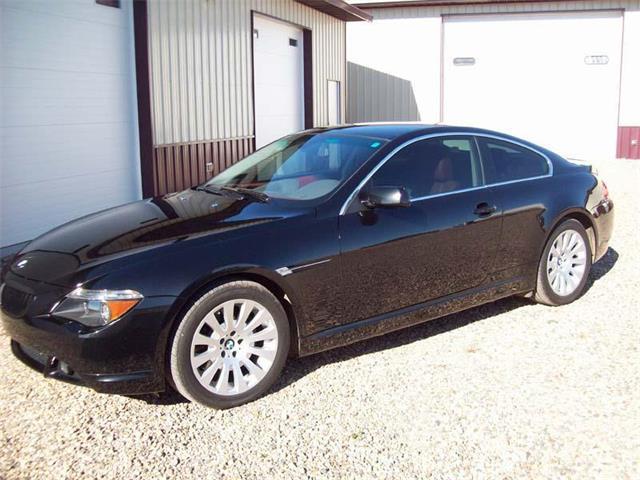 2004 BMW 645ci (CC-1048301) for sale in Sioux Falls, South Dakota