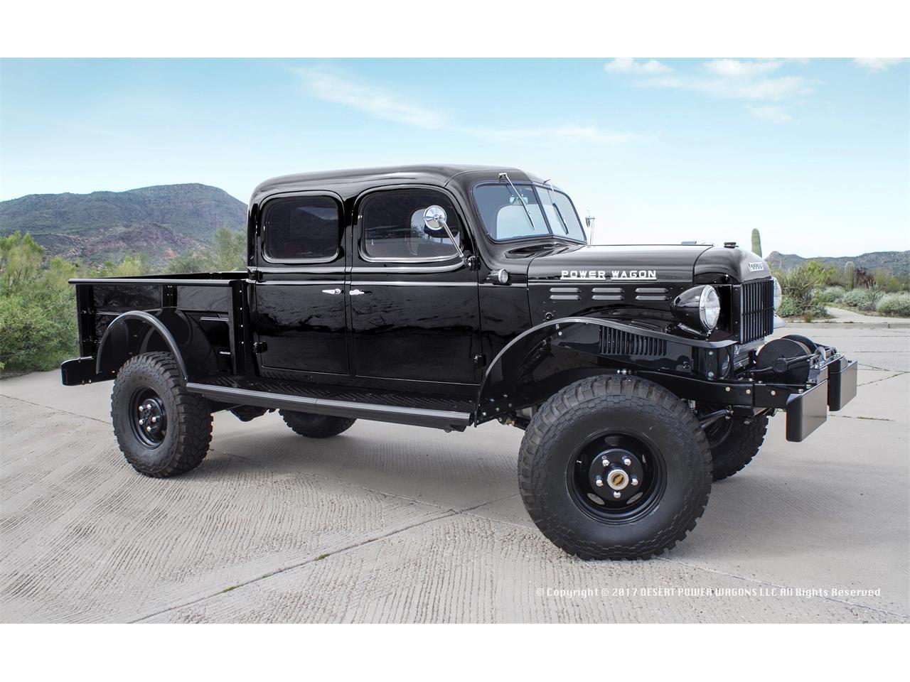 Dodge Power Wagon For Sale >> 1947 Dodge Power Wagon For Sale Classiccars Com Cc 1040831
