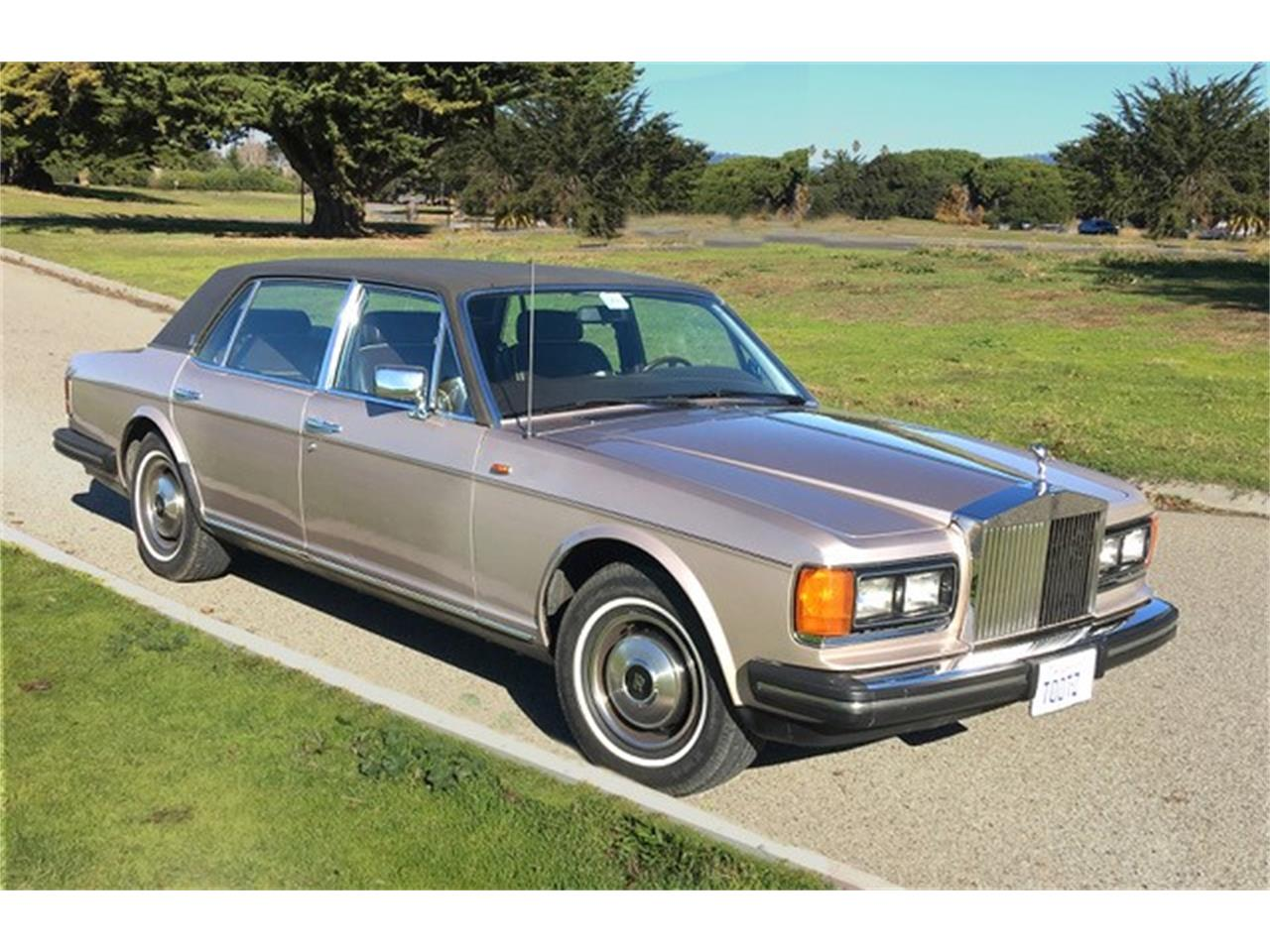 1984 Rolls-Royce Silver Spur (CC-1048347) for sale in Alameda, California