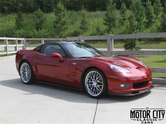 2010 Chevrolet Corvette (CC-1040085) for sale in Vero Beach, Florida