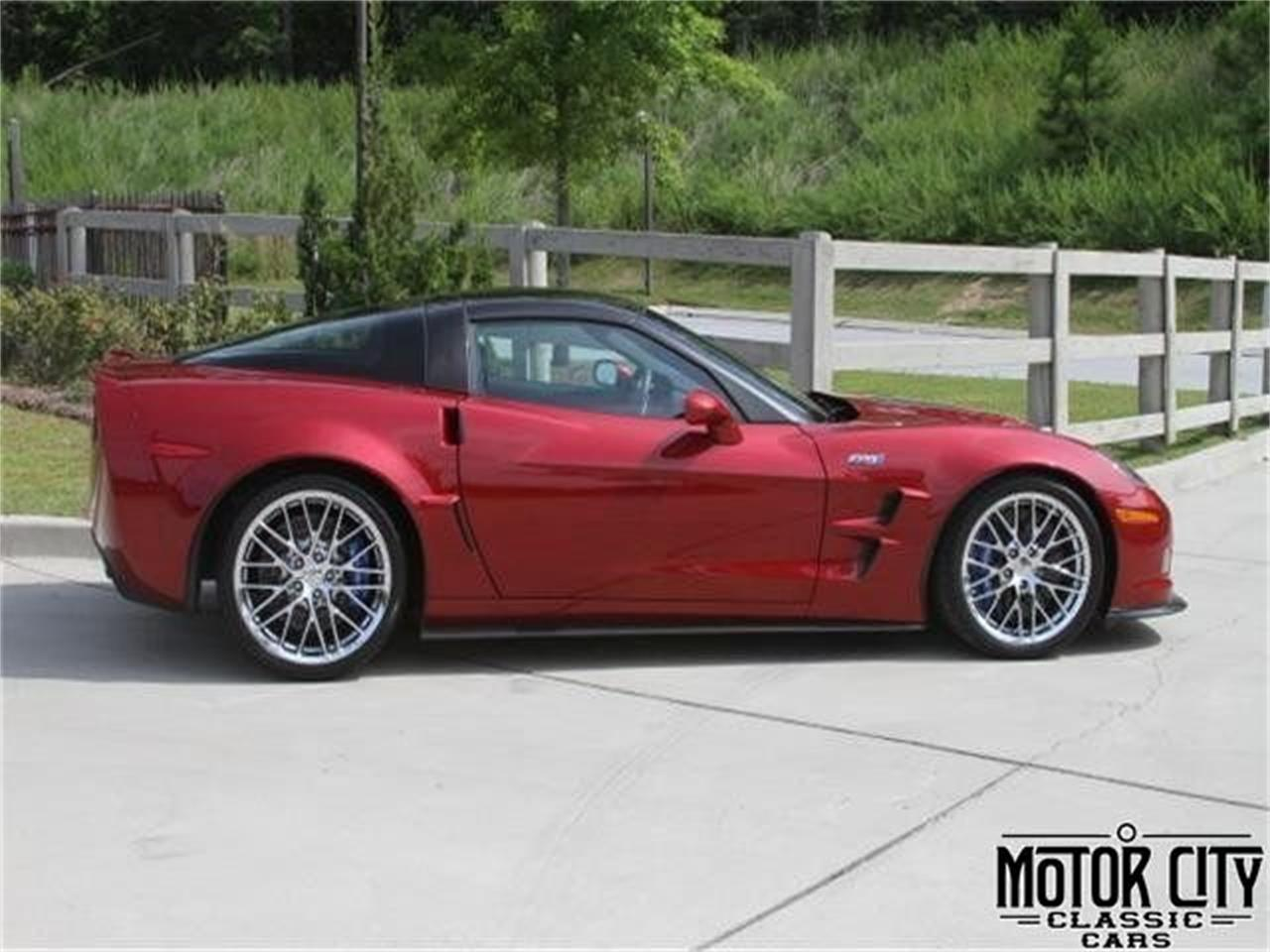 2010 Chevrolet Corvette (CC-1040085) for sale in Vero Beach, Florida