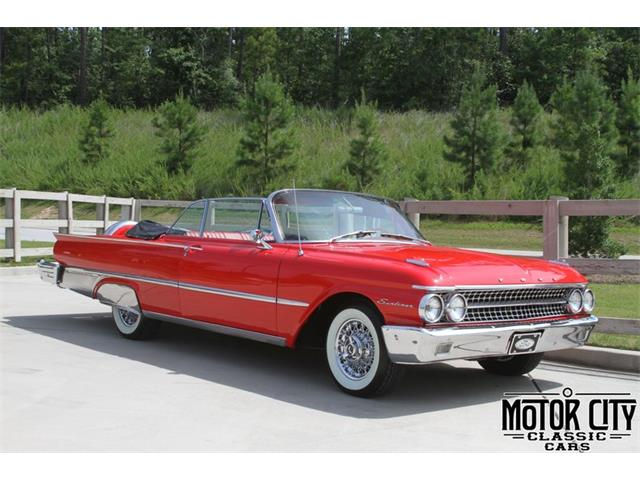 1961 Ford Galaxie (CC-1040086) for sale in Vero Beach, Florida