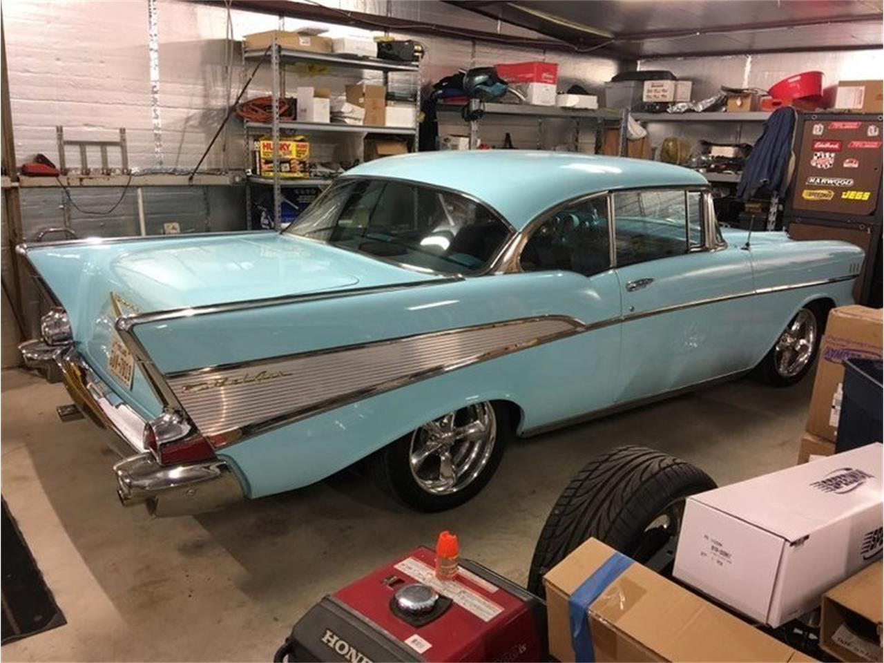 1957 Chevrolet Bel Air (CC-1048663) for sale in Conroe, Texas
