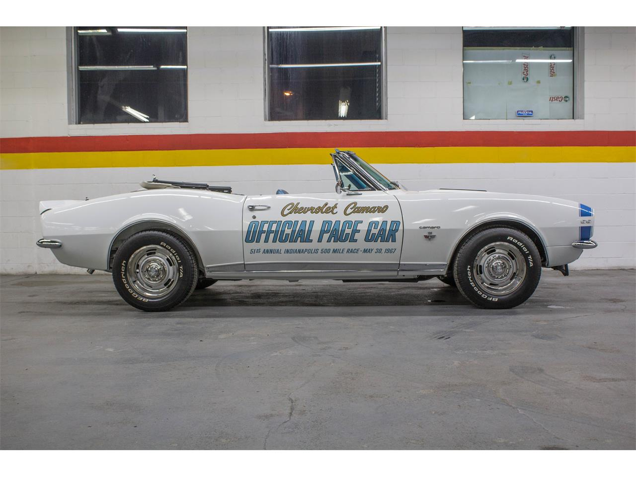 1967 Chevrolet Camaro (CC-1048689) for sale in Montreal, Québec