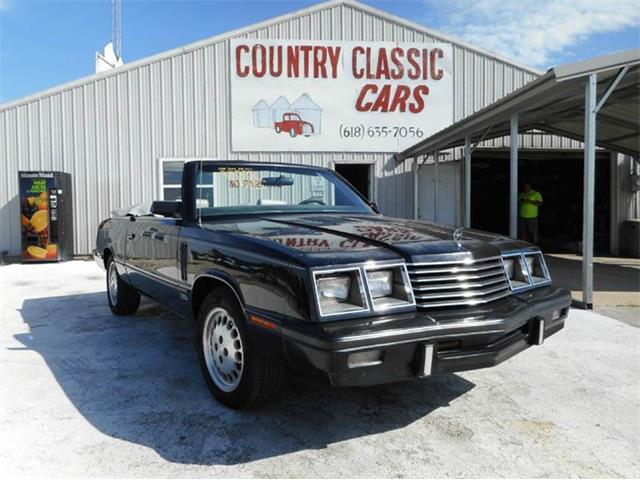 1985 Dodge 600 Series