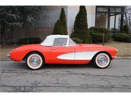 1957 Chevrolet Corvette (CC-1048902) for sale in Astoria, New York