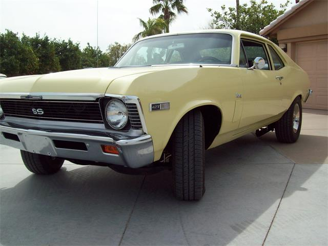 1969 Chevrolet Nova SS (CC-1048982) for sale in Peoria, Arizona