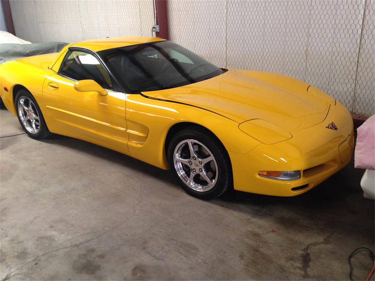 2002 Chevrolet Corvette (CC-1048999) for sale in Plano, Texas