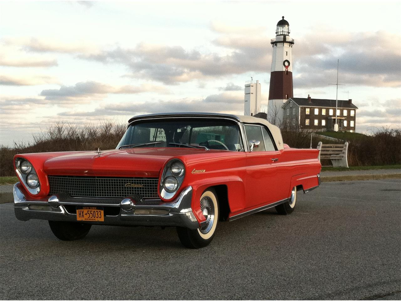 1958 Lincoln Continental Mark III (CC-1049002) for sale in East Hampton, New York